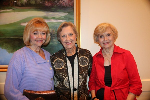 Anne Brown, Anne Caswell, Ann Beeson
