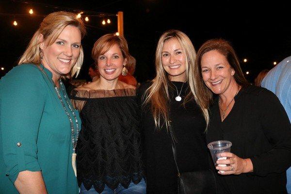 Kim Johnson, Abigail Hoover, Amy Certain, Missy Weaver