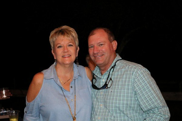 Kathy and Steve Sheffield