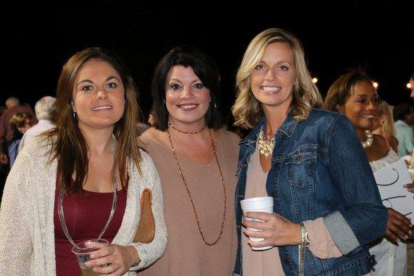 Heather Simpson, Beth Jennings, Beth Gwaltney