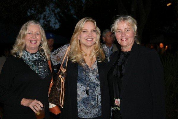 Nancy Roberts, Alice Walker, Helen Aberle
