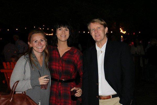 Ali Murphy, Jennifer and Mike Banker