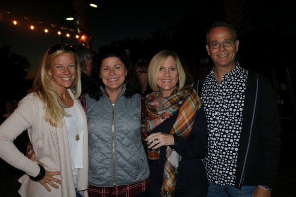 Kristin Stenzel, Traci Helfrich, Tris Strickland, Russ Alexander