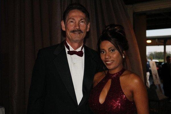Rick McEwan, Sharina Reinholz