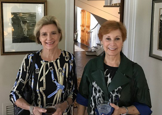 Susan Marrett, Karleen Thompson