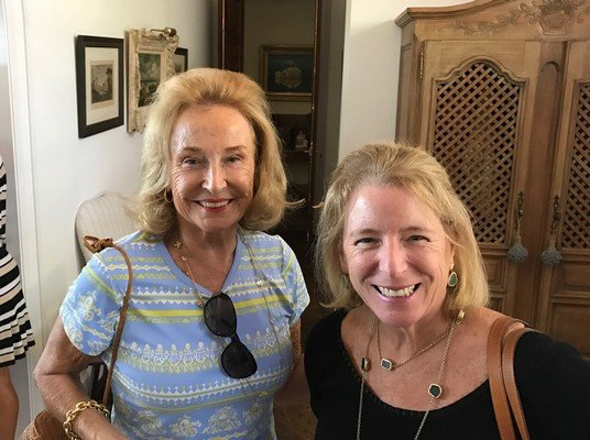 Penny Flickinger, Wendy Ross
