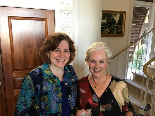 Mary Aloia, Anne Stembler