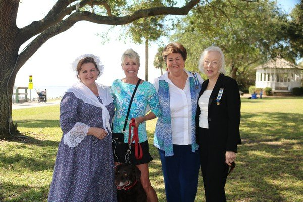 Theresa Daniels, Kathy Otto, Stephanie Austin, Jenny Griffith and Nikki