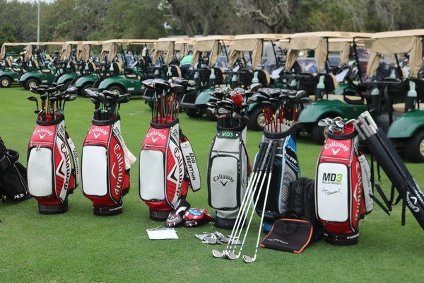 Callaway Warrior Club Fitting cool shot of bags range.jpg