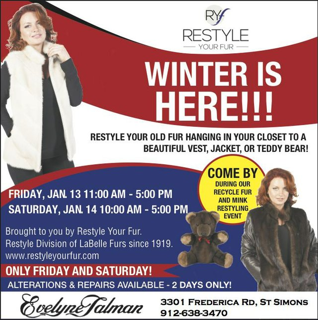 Restyle Your Fur Event Jan17.JPG