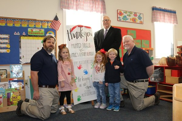 Little's and Hunter Douglas Play It Safe in Preschool