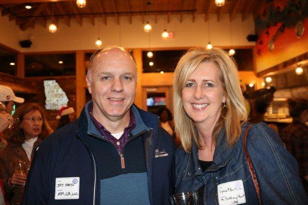 Jeff and Lynn Martin