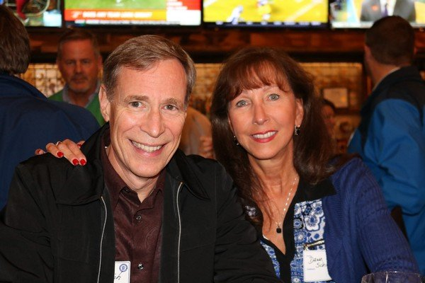 Bob and Dawn Schlich