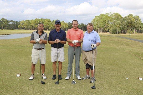 Gene Chow, Matt Frazier, Mark Landon, Steve Roberts