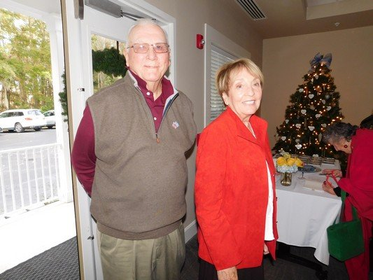 Fred Williford, Lois Vogelmann