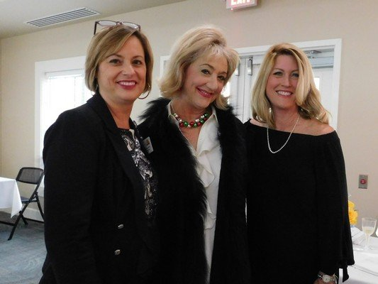 Karen Brubaker, Susan Goodhue, Patty Crosby