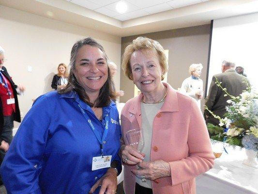 Susan Conway, Margie Dorsey