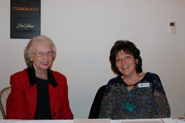 Sharon Bolin, Elizabeth Sundstrom
