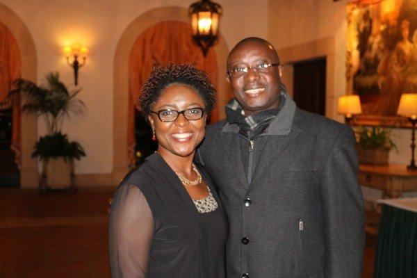 Sheila and Patrick Ebri