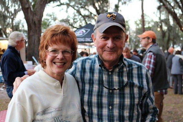 Nancy and Robert Jenkins