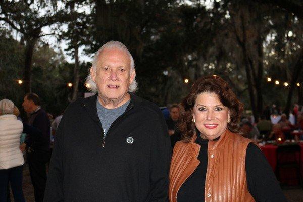 Larry Powell, Brenda Powell