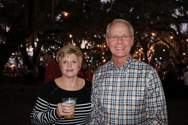 Cindy Simpson, Ed Reynolds