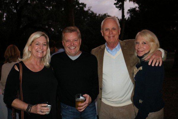 Cindy Proctor, Doug Kronn, Burt Davitte, Ellen Asher
