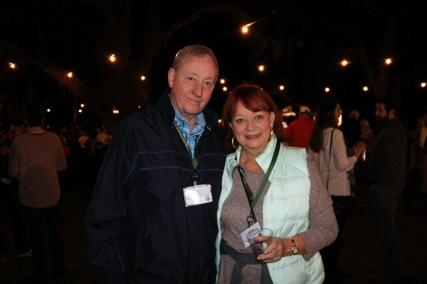 Ed O'Grady, Joanne DiVincenzo