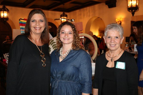 Gail Shirosky, Miriam Cristobal, Ann Granger