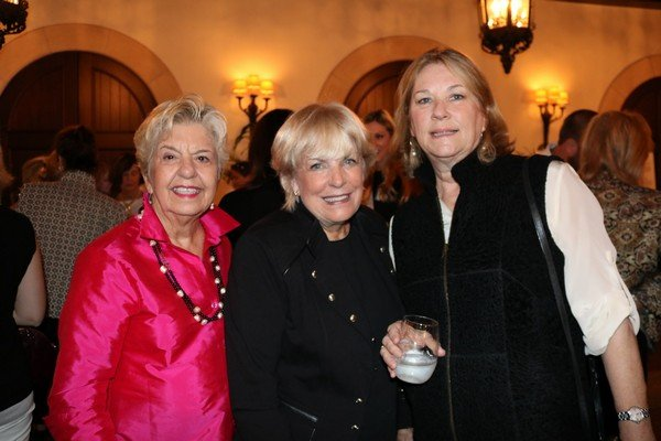 Linda Johnston, Judie Mattie, Jean Ellis
