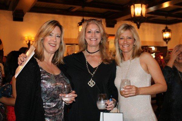 Dawn Pantano, Chandra Capps Kendall, Donna Davis