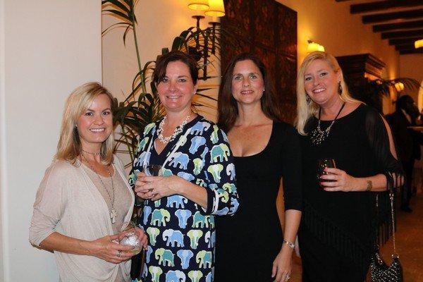 Debbie Banks, Jennifer Buckhalt, Mary Hunt, Allysha Neher