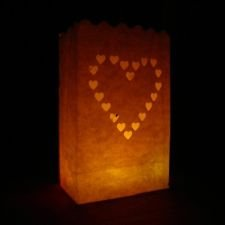 Lights of Love Luminaria