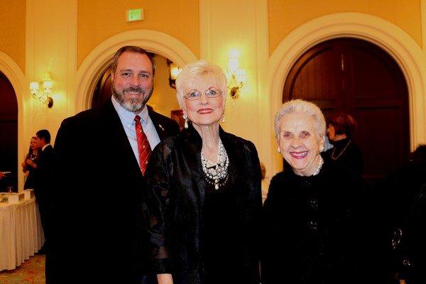 Jeff Dempsey, Ann Dempsey, Creta Nichols