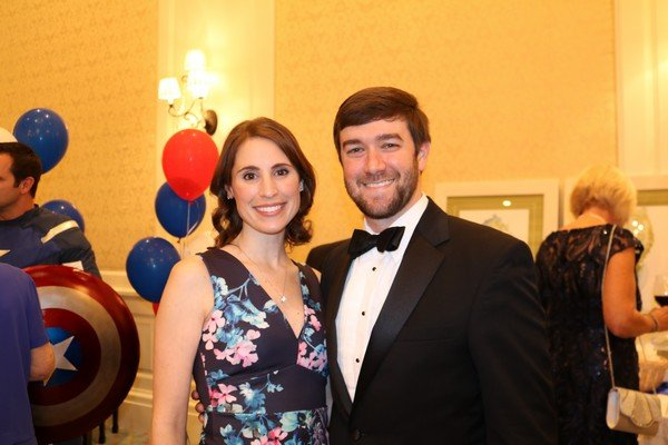 Jill and Patrick Powell