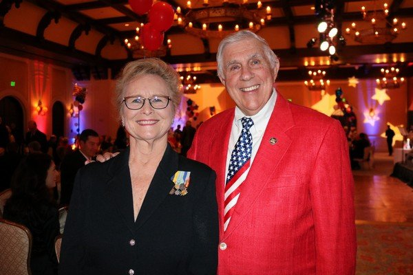 Sheila and Arlie McNeill