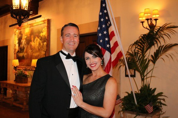 David and Jenny Sharpe