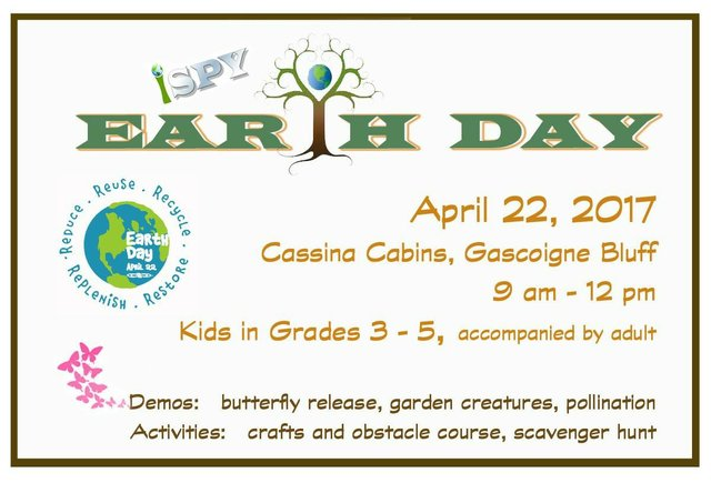 Earth Day Cassina Garden Club