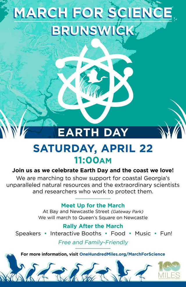 March for Science Earth Day