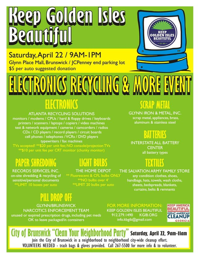 KGIB Electronics Recycling & More