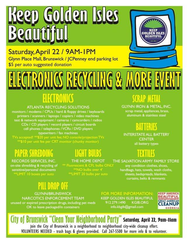 KGIB Electronics Recycling & More