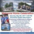 Honor Flight 2017 Welcome Home Celebration