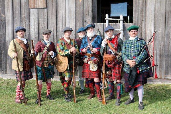Fort King George Highland Regiment