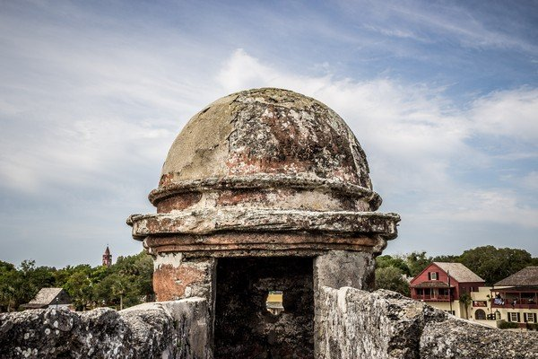 Castillo de San Marcos Detail