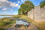 Fort Frederica River View