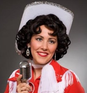 Katie Deal as Patsy Cline