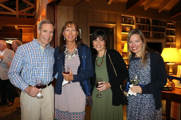 Bob and Dawn Schlich, Doree Avera, Shonda Kohlhoff
