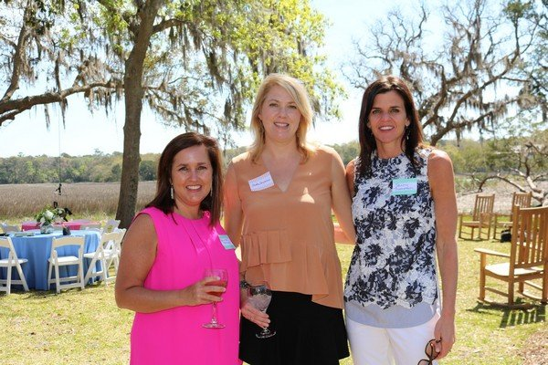 Jennifer Robinson, Alisha Seymour, Jenny Thompson