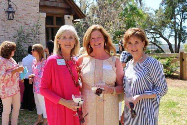 Donna Johnson, Kim Maupin, Cindy Sweat