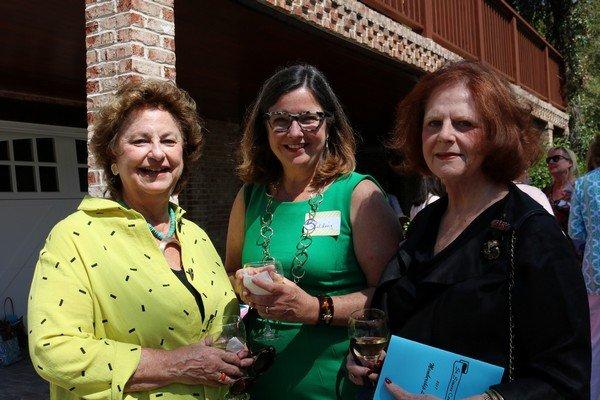 Susan Hartman, Rita Spalding, Pat Kaufman